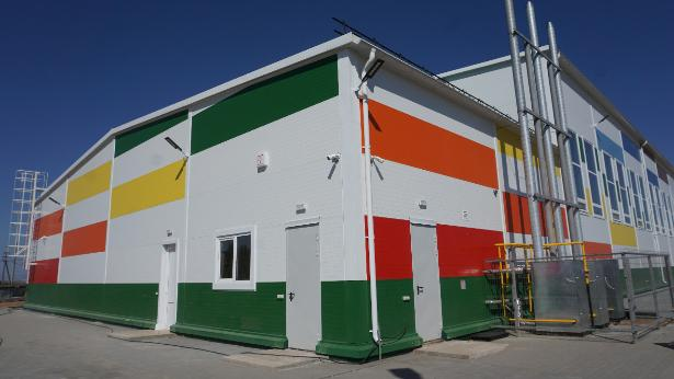 В Волжском построили уникальный спортивный комплекс