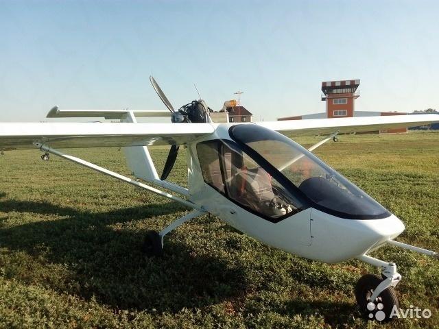 Комфортабельный двухместный самолет волгоградцам может стоить 2,5 млн рублей