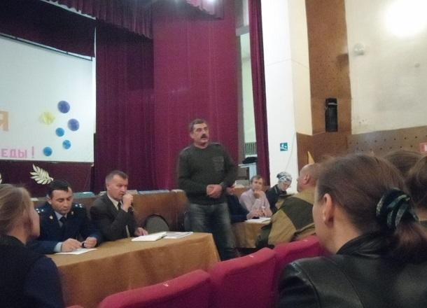 Жители Волгоградской области выступили против слияния сельских школ