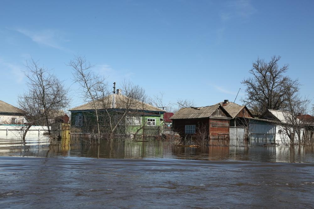 Паводок в Волгоградской области продолжается: под водой остаются 4 населенных пункта