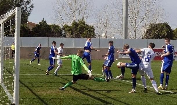 Волгоградский «Ротор» в Кубке ФНЛ подвели Пафос и удача