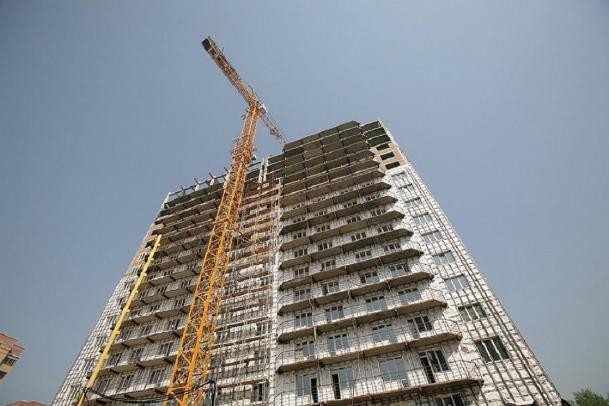 Падение объемов строительства зафиксировали в Волгограде
