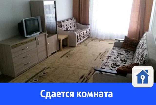 Сдается очень бюджетная, но уютная комната в Волгограде
