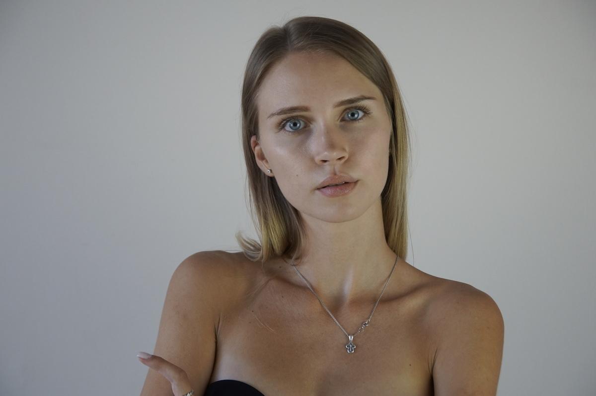 Двадцать восьмая участница кастинга «Мисс Блокнот Волгоград-2018» Александра Ребеко