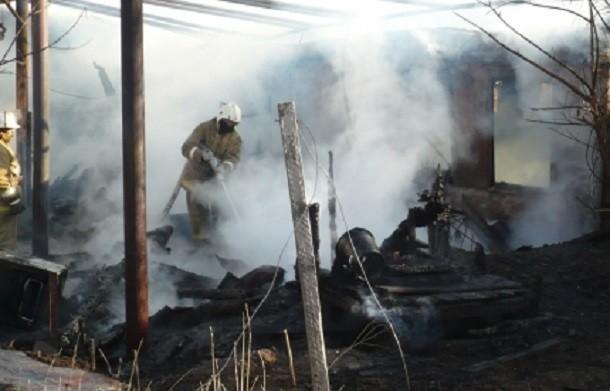 Стала известна причина пожара, унесшего жизнь одинокого старика под Волгоградом