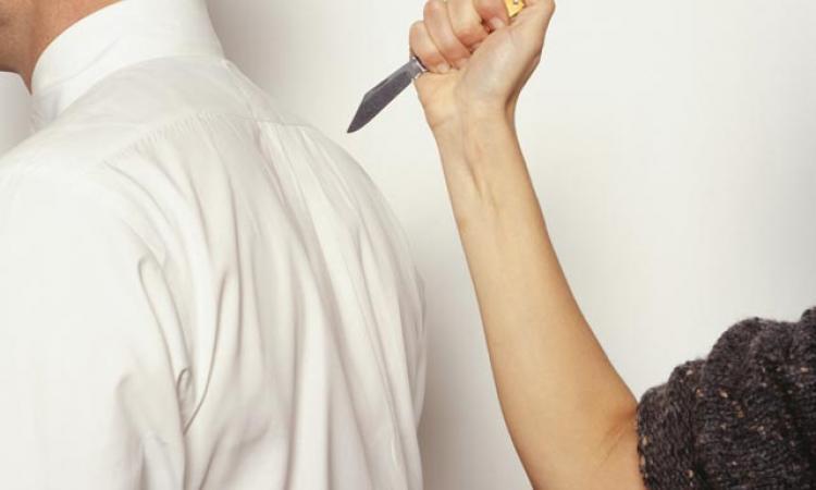 Под Волгоградом  35-летняя во время ссоры пыталась зарезать своего мужа