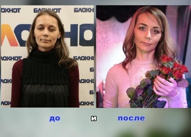 Финал проекта «Преображение-2»: Елена Медяник стала совсем другим человеком