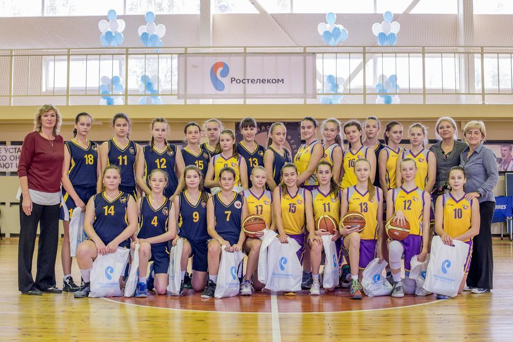 «Ростелеком» выступит партнером турнира на первенство России по баскетболу