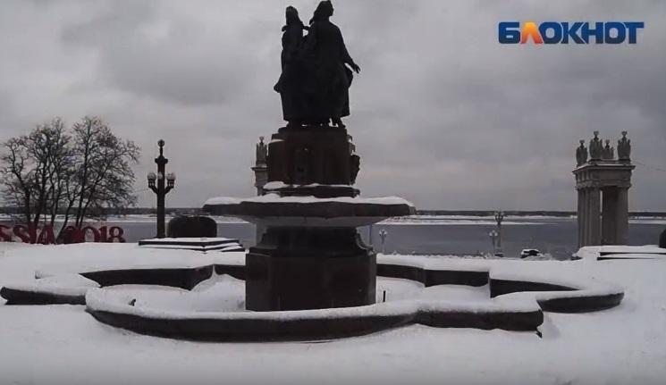 Морозы до -20ºС держатся в Волгоградской области