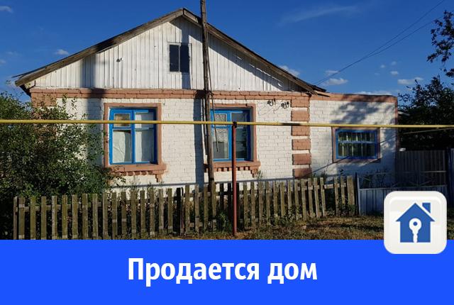 Продается дом в 20 минутах езды от Волгограда