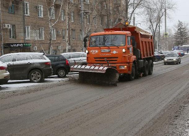 Снежные выходные могут обернуться транспортным коллапсом в Волгограде