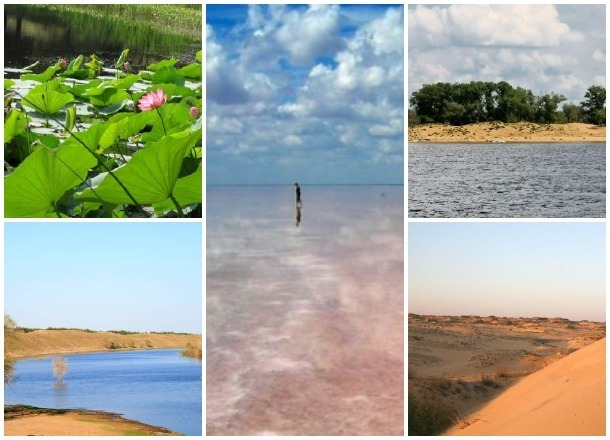 Лучшие места для отдыха в Волгоградской области