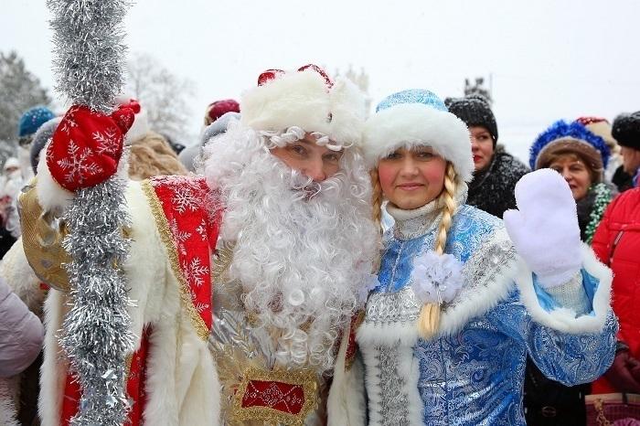 3 января в Волгограде: «Парад зимней сказки» и шоу прямо в вашем дворе