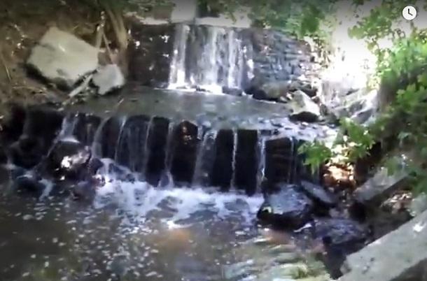 Волгоградские сталкеры спустились к подземной реке