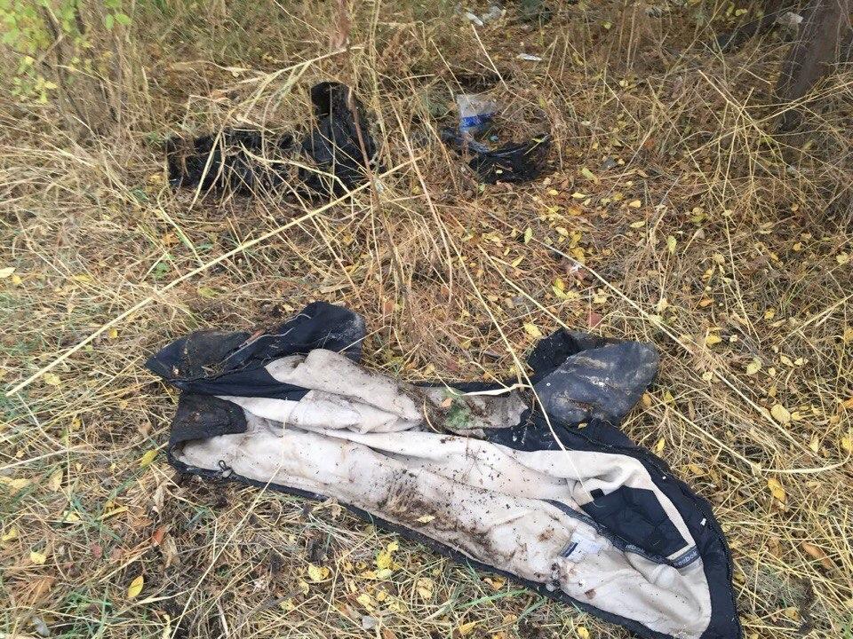 Тело окоченевшей женщины обнаружено в балке Советского района Волгограда