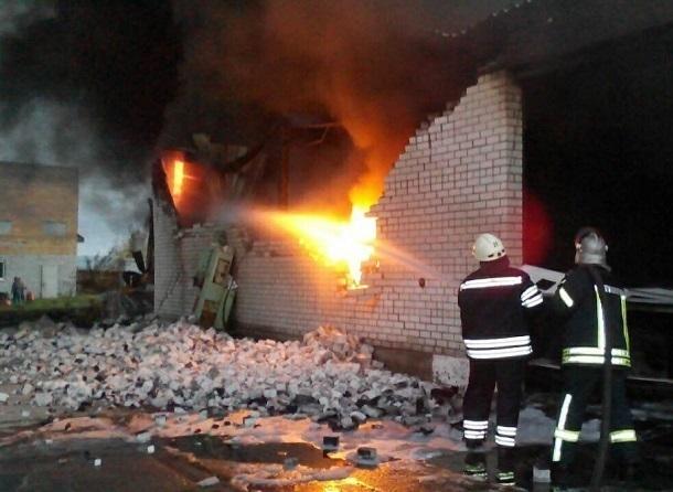 54-летний рабочий пострадал во время пожара в Волгоградской области