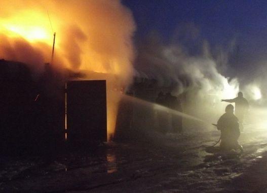 Волгоградец обгорел в припаркованной в гараже Audi A8