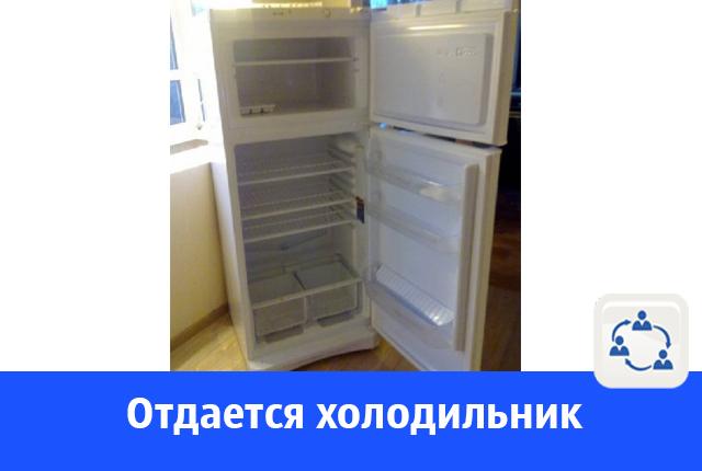 Кому нужен холодильник бесплатно?