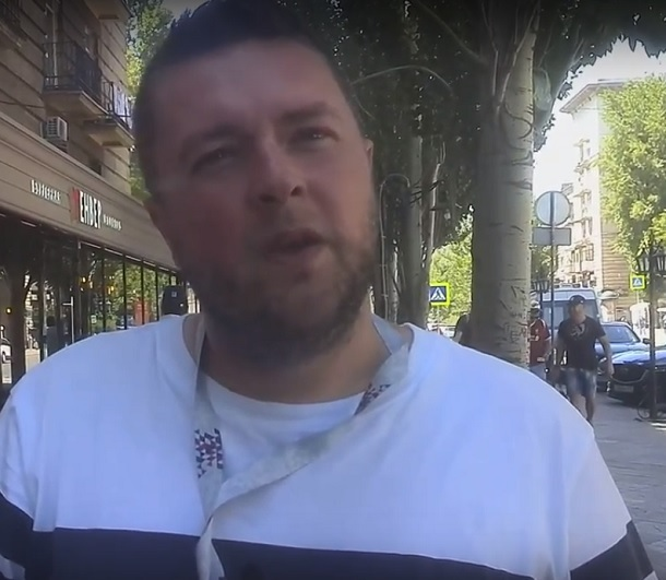 Я не ожидал такой организации ЧМ-2018 в Волгограде, - английский болельщик