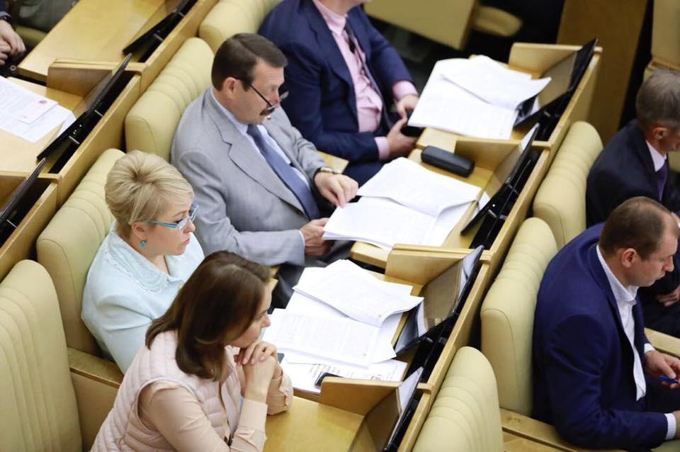 При формировании бюджета страны нужно учесть интересы регионов — Любимов
