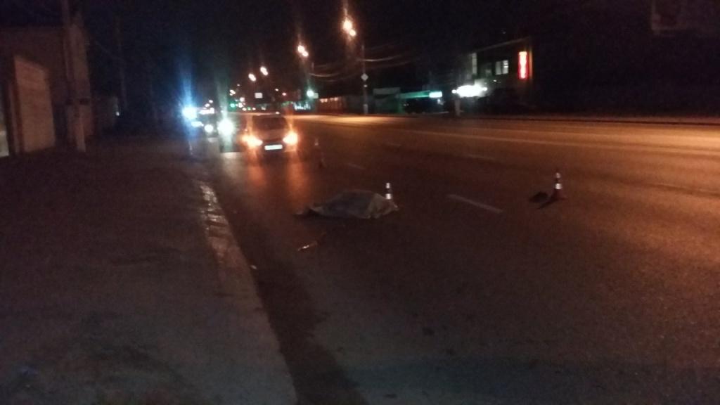 Ставрополец на«Ладе» насмерть сбил мужчину вВолгограде